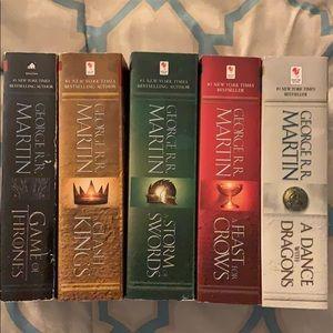 GOT Books!